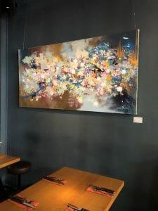 Juliane Golbs Hamburg Winterhude Kunst Pizza Social Club